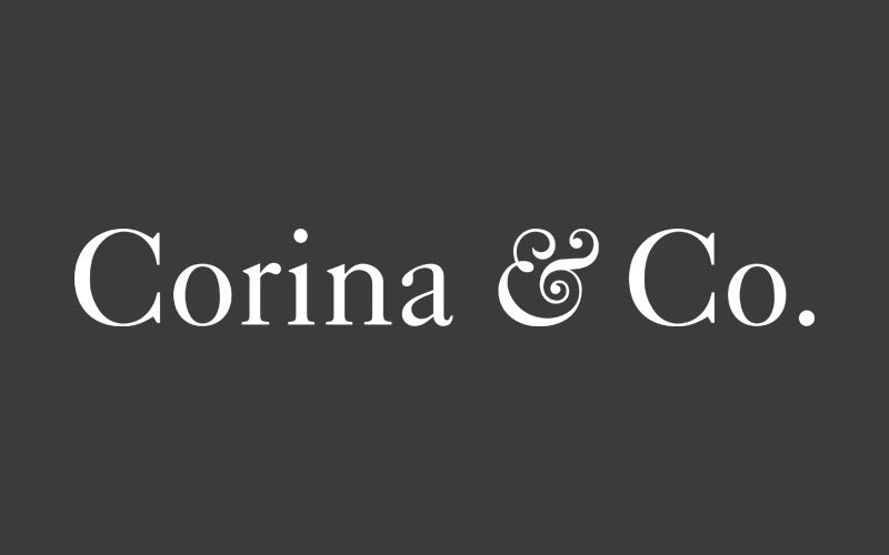Corina and Co Logo