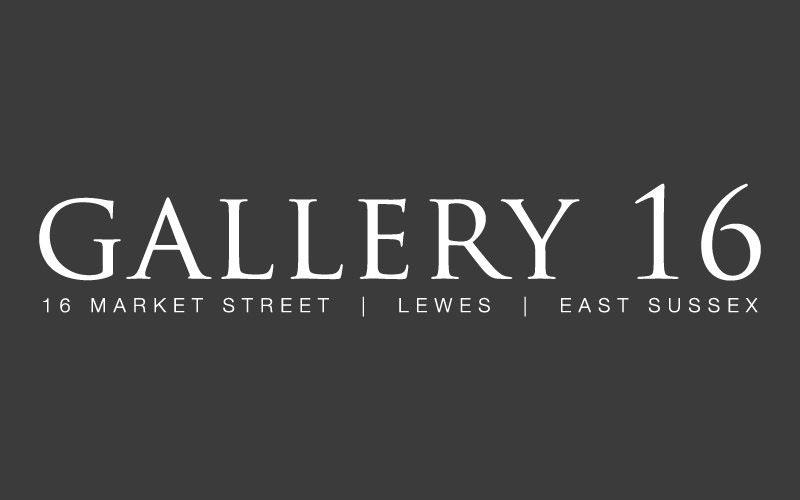 Gallery 16 Logo