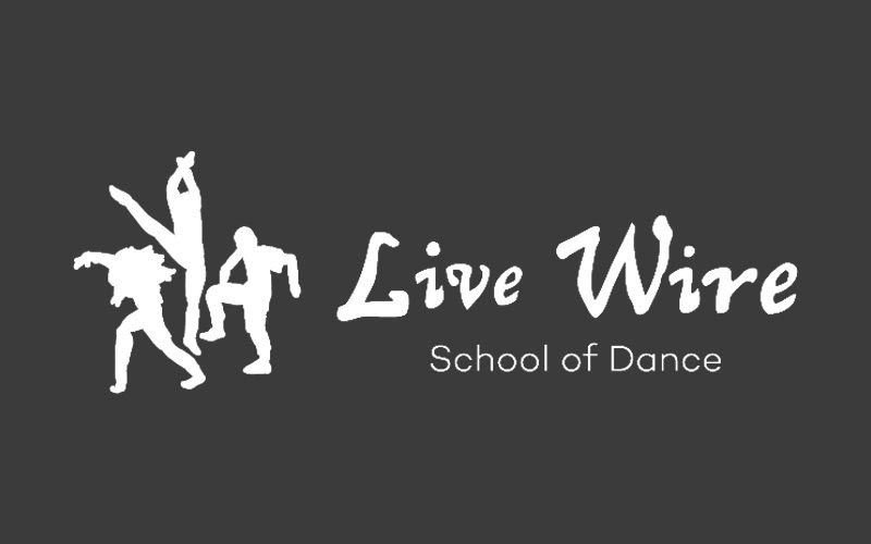 Live Wire School of Dance Logo