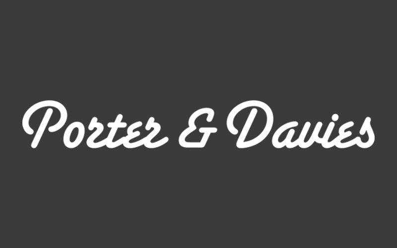 Porter & Davies Logo