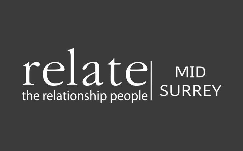 Relate Mid Surrey Logo