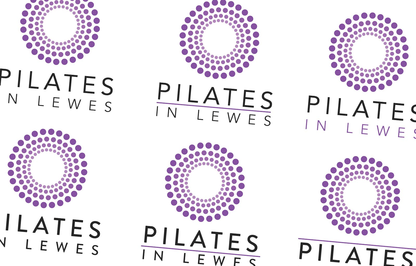Pilates in Lewes Logo