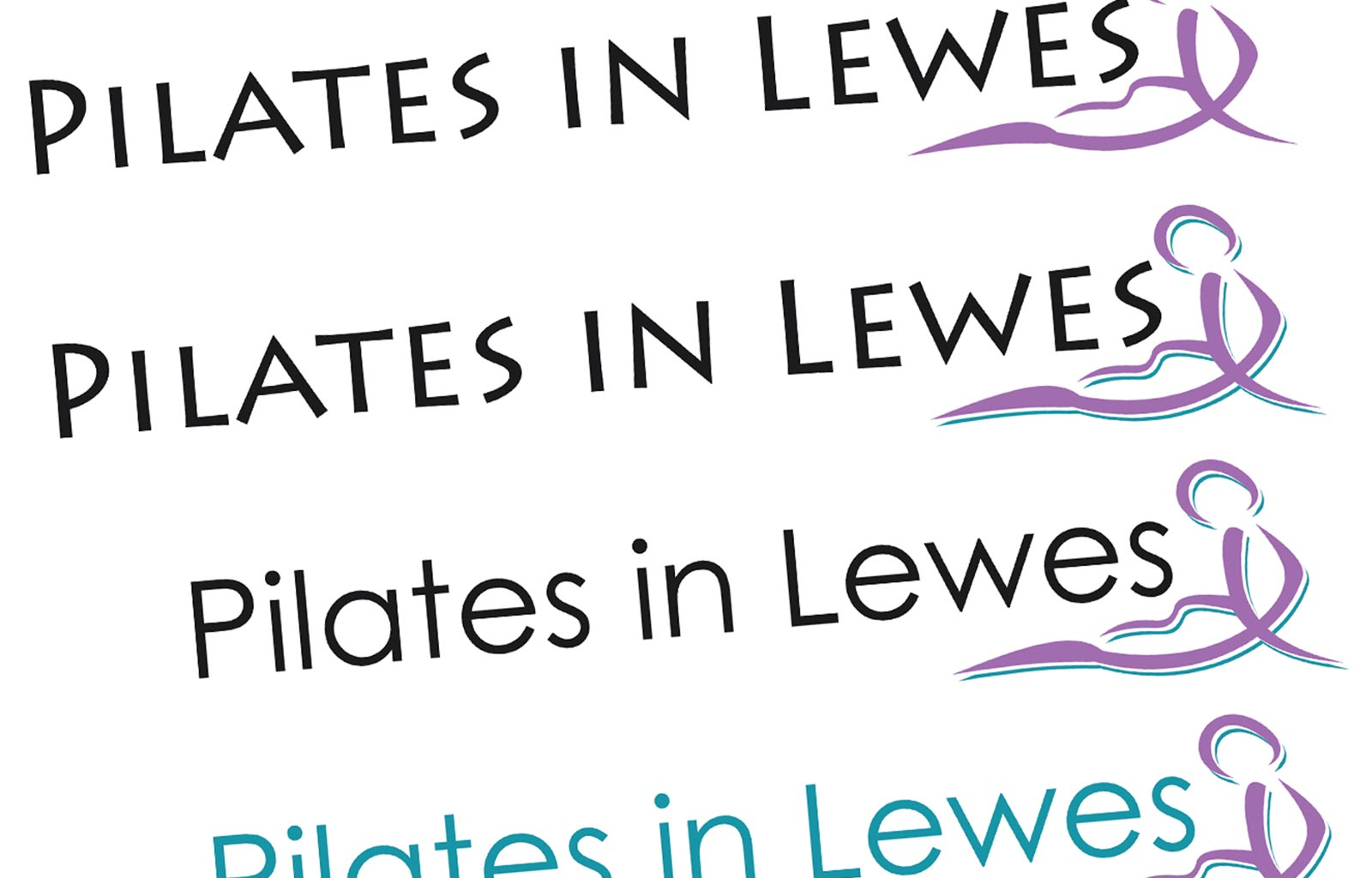 Pilates in Lewes Logos