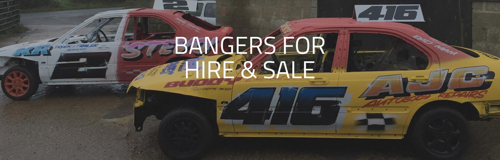Cecil's Rent A Rookie Banger Racing
