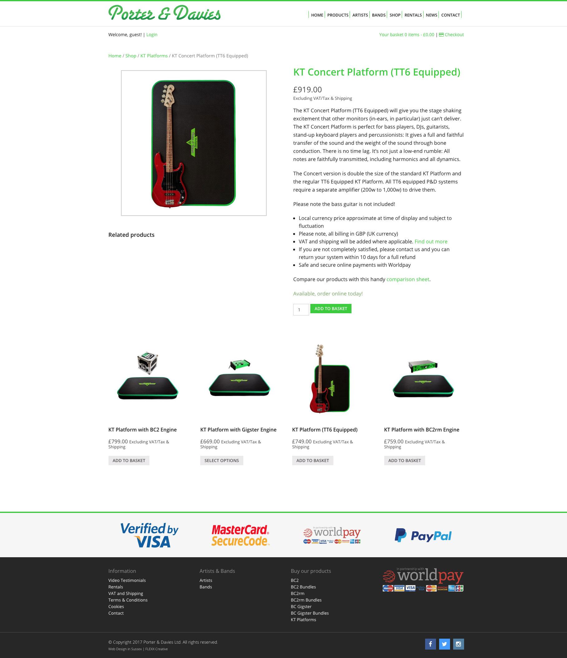eCommerce Web Design Costs
